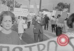 Image of Anti Castro Cuban refugees Florida United States USA, 1967, second 42 stock footage video 65675043040