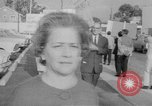 Image of Anti Castro Cuban refugees Florida United States USA, 1967, second 43 stock footage video 65675043040