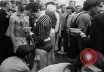 Image of Art show Provincetown Massachusetts USA, 1967, second 8 stock footage video 65675043041