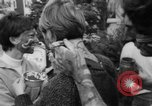 Image of Art show Provincetown Massachusetts USA, 1967, second 17 stock footage video 65675043041