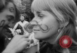 Image of Art show Provincetown Massachusetts USA, 1967, second 32 stock footage video 65675043041