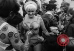 Image of Art show Provincetown Massachusetts USA, 1967, second 34 stock footage video 65675043041