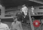 Image of Aircraft carrier Forrestal Norfolk Virginia USA, 1967, second 22 stock footage video 65675043044