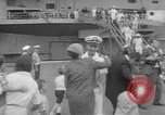 Image of Aircraft carrier Forrestal Norfolk Virginia USA, 1967, second 29 stock footage video 65675043044