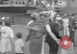 Image of Aircraft carrier Forrestal Norfolk Virginia USA, 1967, second 30 stock footage video 65675043044