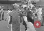 Image of Aircraft carrier Forrestal Norfolk Virginia USA, 1967, second 31 stock footage video 65675043044