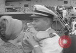 Image of Aircraft carrier Forrestal Norfolk Virginia USA, 1967, second 35 stock footage video 65675043044