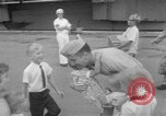 Image of Aircraft carrier Forrestal Norfolk Virginia USA, 1967, second 40 stock footage video 65675043044
