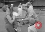 Image of Aircraft carrier Forrestal Norfolk Virginia USA, 1967, second 41 stock footage video 65675043044