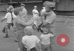 Image of Aircraft carrier Forrestal Norfolk Virginia USA, 1967, second 42 stock footage video 65675043044