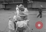 Image of Aircraft carrier Forrestal Norfolk Virginia USA, 1967, second 45 stock footage video 65675043044