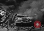 Image of Oil company warehouse under fire San Juan Puerto Rico, 1967, second 24 stock footage video 65675043046
