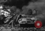 Image of Oil company warehouse under fire San Juan Puerto Rico, 1967, second 25 stock footage video 65675043046