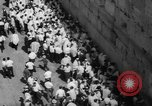 Image of Jewish New Year at Western Wall Jerusalem Israel, 1967, second 25 stock footage video 65675043048