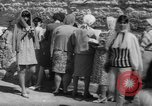 Image of Jewish New Year at Western Wall Jerusalem Israel, 1967, second 31 stock footage video 65675043048