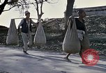 Image of group of local men Kathmandu Nepal, 1969, second 7 stock footage video 65675043061