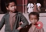 Image of group of local men Kathmandu Nepal, 1969, second 22 stock footage video 65675043061