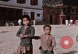 Image of group of local men Kathmandu Nepal, 1969, second 25 stock footage video 65675043061