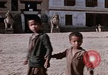 Image of group of local men Kathmandu Nepal, 1969, second 28 stock footage video 65675043061