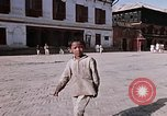 Image of group of local men Kathmandu Nepal, 1969, second 30 stock footage video 65675043061