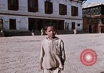 Image of group of local men Kathmandu Nepal, 1969, second 31 stock footage video 65675043061