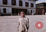 Image of group of local men Kathmandu Nepal, 1969, second 32 stock footage video 65675043061
