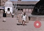 Image of group of local men Kathmandu Nepal, 1969, second 35 stock footage video 65675043061