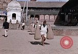Image of group of local men Kathmandu Nepal, 1969, second 36 stock footage video 65675043061