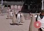 Image of group of local men Kathmandu Nepal, 1969, second 45 stock footage video 65675043061