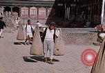 Image of group of local men Kathmandu Nepal, 1969, second 47 stock footage video 65675043061