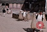 Image of group of local men Kathmandu Nepal, 1969, second 50 stock footage video 65675043061