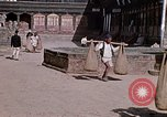Image of group of local men Kathmandu Nepal, 1969, second 51 stock footage video 65675043061