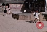 Image of group of local men Kathmandu Nepal, 1969, second 52 stock footage video 65675043061