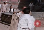 Image of group of local men Kathmandu Nepal, 1969, second 56 stock footage video 65675043061