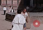 Image of group of local men Kathmandu Nepal, 1969, second 57 stock footage video 65675043061