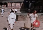 Image of group of local men Kathmandu Nepal, 1969, second 60 stock footage video 65675043061