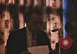 Image of Panelists address students Chicago Illinois USA, 1970, second 17 stock footage video 65675043075