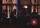 Image of Panelists address students Chicago Illinois USA, 1970, second 35 stock footage video 65675043075