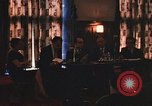 Image of Panelists address students Chicago Illinois USA, 1970, second 36 stock footage video 65675043075