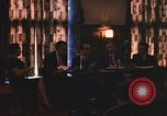Image of Panelists address students Chicago Illinois USA, 1970, second 38 stock footage video 65675043075