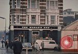 Image of World's End cafe London England United Kingdom, 1970, second 30 stock footage video 65675043077