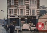 Image of World's End cafe London England United Kingdom, 1970, second 31 stock footage video 65675043077