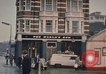 Image of World's End cafe London England United Kingdom, 1970, second 32 stock footage video 65675043077