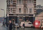Image of World's End cafe London England United Kingdom, 1970, second 34 stock footage video 65675043077
