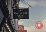 Image of World's End cafe London England United Kingdom, 1970, second 57 stock footage video 65675043077