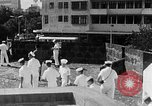 Image of United States Naval Crew Moyamba Africa, 1963, second 22 stock footage video 65675043107