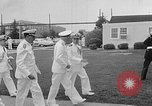 Image of Change of command ceremony Virginia United States USA, 1963, second 5 stock footage video 65675043111