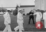 Image of Change of command ceremony Virginia United States USA, 1963, second 6 stock footage video 65675043111
