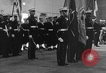 Image of Change of command ceremony Virginia United States USA, 1963, second 21 stock footage video 65675043111