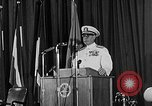 Image of Change of command ceremony Virginia United States USA, 1963, second 28 stock footage video 65675043111